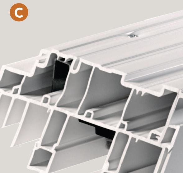 Aspect Neopor insulation