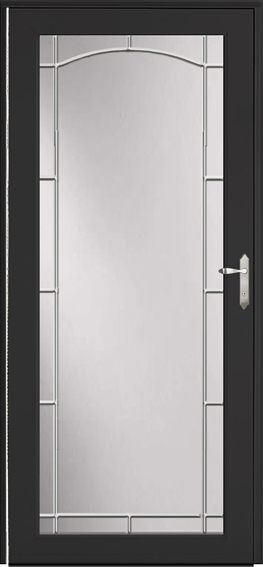Decorator storm door 591-Z