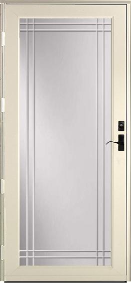385* Deluxe storm door