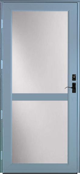 391 Deluxe storm door