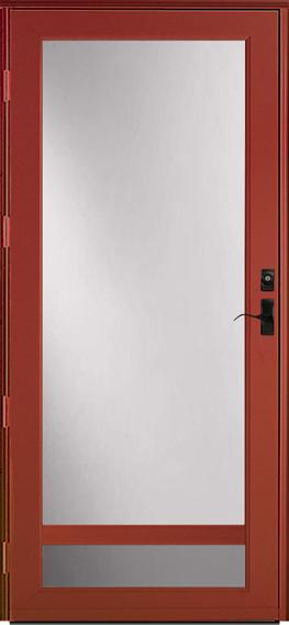 396-V* Deluxe storm door