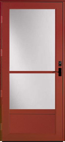 389* Deluxe storm door