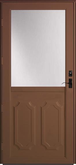 394 Deluxe storm door