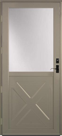395 Deluxe storm door