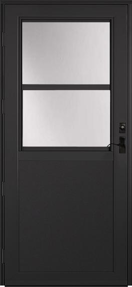 379 Deluxe storm door