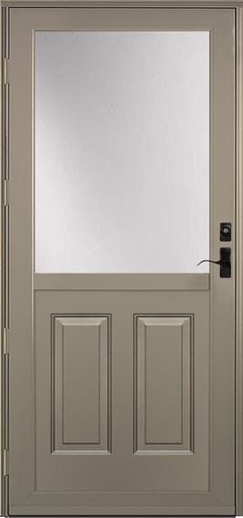 374-C Deluxe storm door
