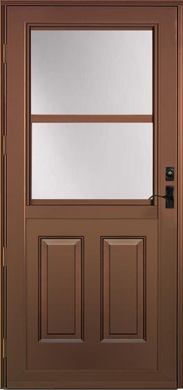 379-C Deluxe storm door