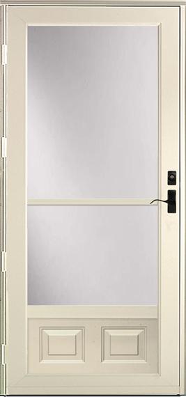 389-M* Deluxe storm door