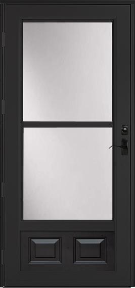 399-M* Deluxe storm door