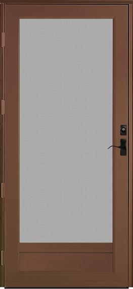 096 DuraGuard storm door