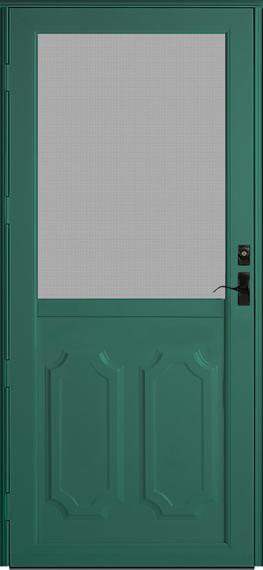 094 DuraGuard storm door