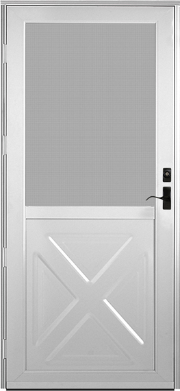 095 DuraGuard storm door