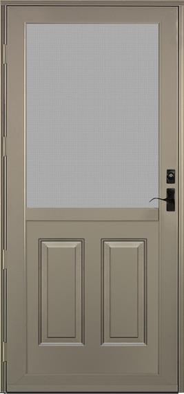 074-C DuraGuard storm door