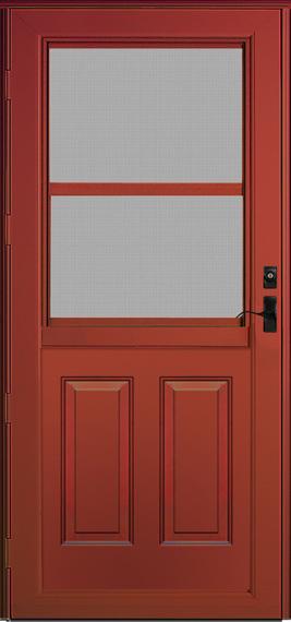 079-C DuraGuard storm door