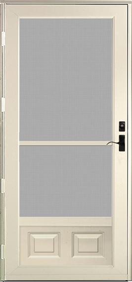 089-M DuraGuard storm door