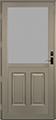 074-C DuraGuard storm door white thumbnail