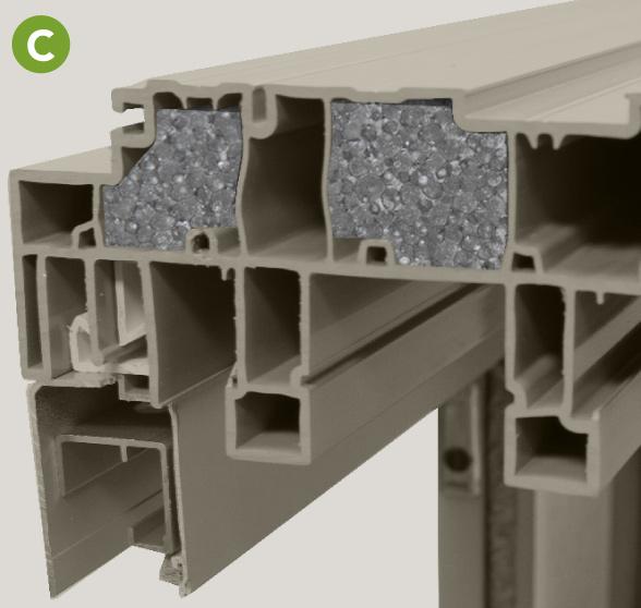 Endure Neopor insulation