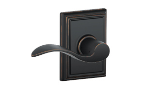 Accent/Addison Passage Latch