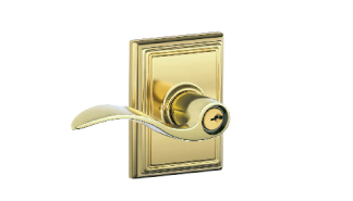 Accent/Addison Keyed Lockset