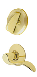 Accent Handle and Lock