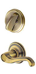 Flair Handle and Lock