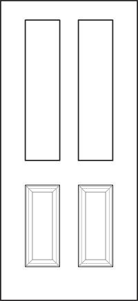heritage Entry Door 230