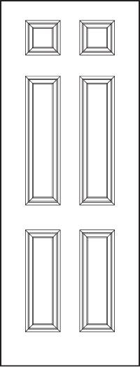 heritage 8' Doors 006