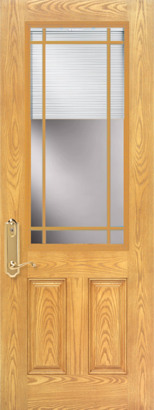 8 foot 430BLR-IGP door