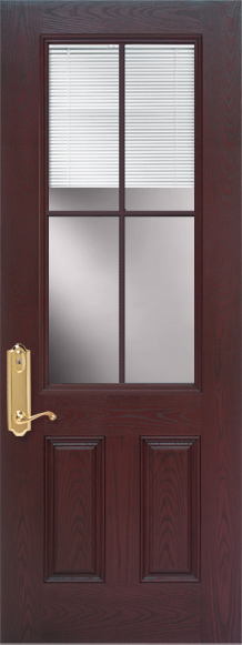8 foot 430BLR-IGC door