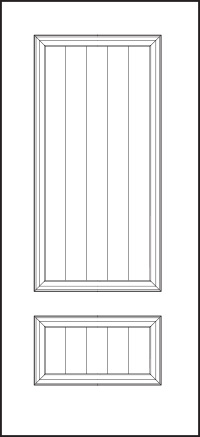 Signet Entry Door 002P-440