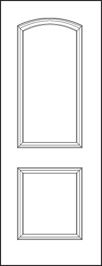 Signet 8' Doors 002C-437