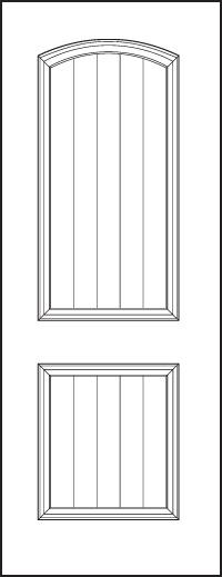 Signet 8' Doors 002CP-437