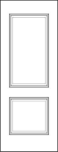 Signet 8' Doors 002W