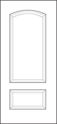 Signet Entry Door 002C-449