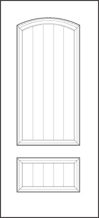 Signet Entry Door 002CP-449