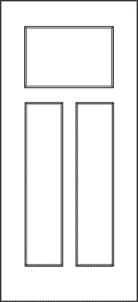 Signet Entry Door 003C