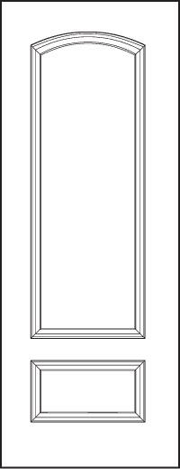 Signet 8' Doors 002C-449