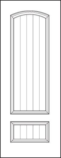 Signet 8' Doors 002CP-449