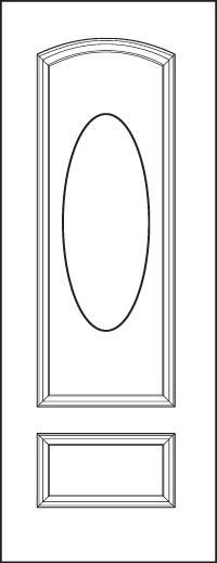 Signet 8' Doors 150-1P
