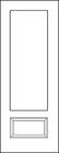 Signet 8' Doors 440-1P thumbnail
