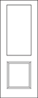 Signet 8' Doors 430-1P thumbnail