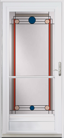 Spectrum storm door 298-COS