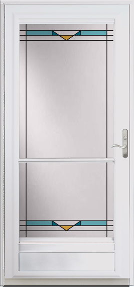 Spectrum storm door 298-AZT