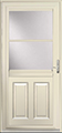 Spectrum storm door 279 white thumbnail