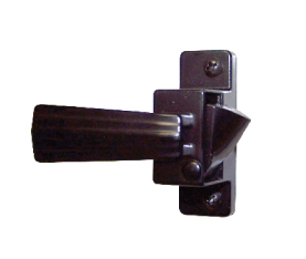 Push Button Pull Handle