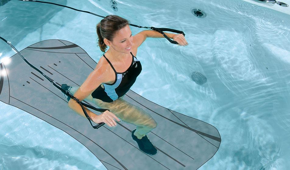H2Xercise System | Woburn Hot Tubs – Swim Spas – Pools ...