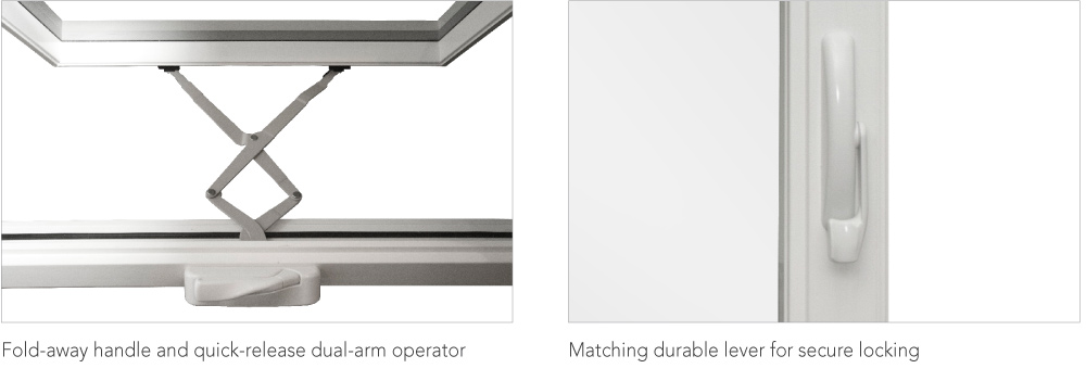 Aspect Awning Feature